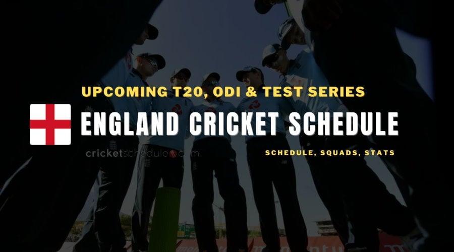 England cricket fixtures 2021
